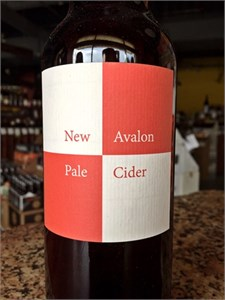 Jack Rabbit Hill - New Avalon Pale Cider