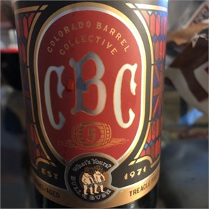 Bull & Bush Brewery - Colorado Barrel Collective #5 Treacle Porter 16.9oz
