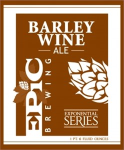 Epic Brewing Barleywine