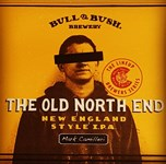 Bull & Bush Brewery - The Old North End New England IPA 500ml