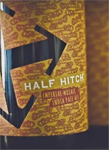 Crux Fermentation Project - Half Hitch - Imperial Mosaic IPA 500ml