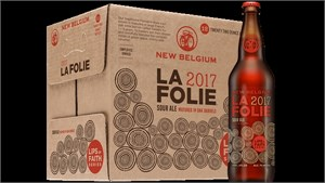 New Belgium La Folie 22oz