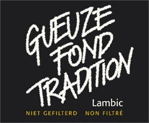 Brewery Van Honsebrouck St Louis Fond Tradition Gueuze